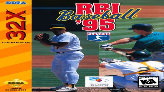 RBI Baseball 1995