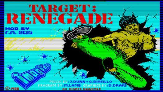 Renegade II - Target Renegade