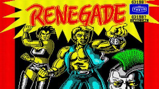 Renegade (1987)(Ocean Software)(128k)