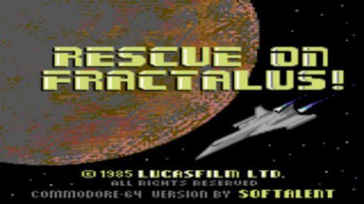 Rescue on Fractalus