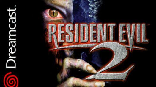 Resident Evil 2 - Disc #2
