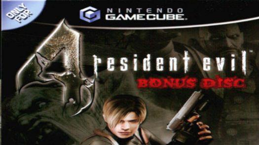 Resident Evil 4 (Australia) (Bonus Disc)