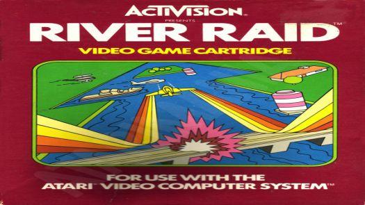 River Raid (1982) (Activision)