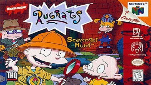 Rugrats - Treasure Hunt (E)
