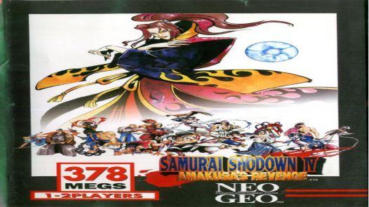 Samurai Shodown 4