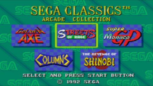 Sega Classics 5-in-1 (U)