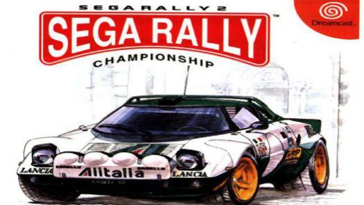 Sega Rally 2 Sega Rally Championship