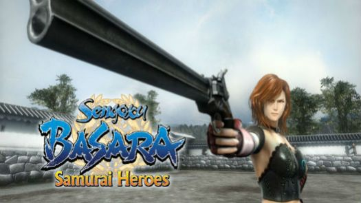 Sengoku Basara- Samurai Heroes
