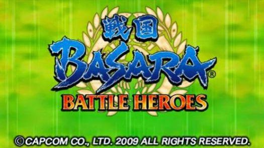 Sengoku Basara - Battle Heroes (J)