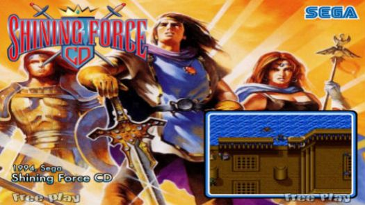 Shining Force CD (U)
