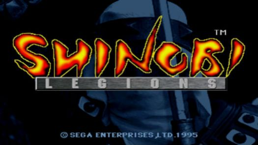 Shinobi Legions (U)