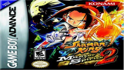 Shonen Jump's - Shaman King - Master Of Spirits 2