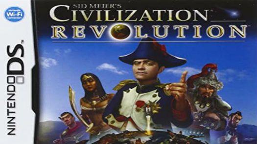 Sid Meier's Civilization Revolution (JP)(Caravan)