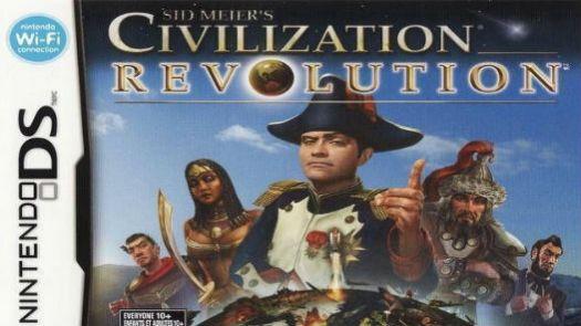 Sid Meier's Civilization Revolution (E)