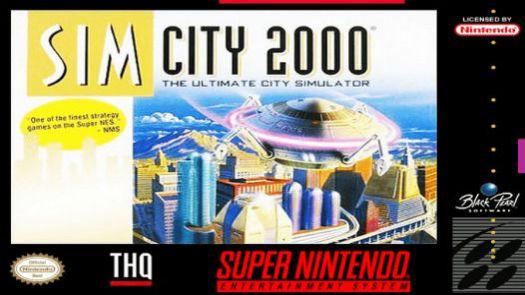 Sim City 2000 (E)