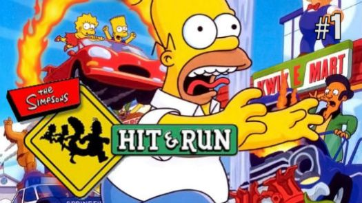 Simpsons The Hit Run (E)