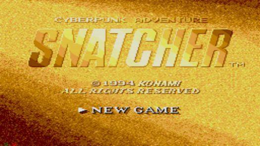 Snatcher (U)