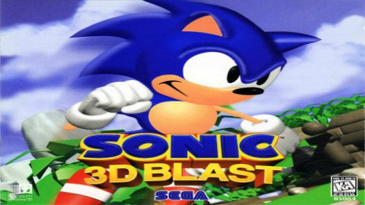 Sonic 3D Blast (U)