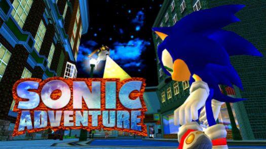 Sonic Adventure (E)