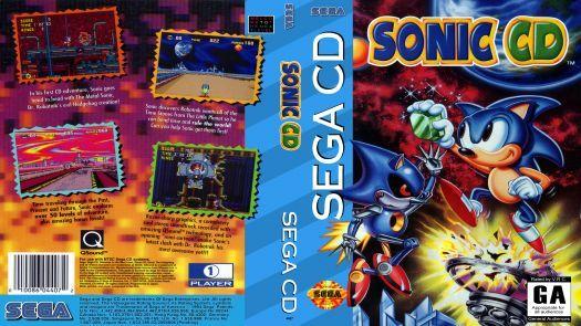 Sonic CD (Europe)