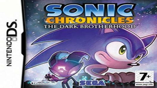 Sonic Chronicles - The Dark Brotherhood