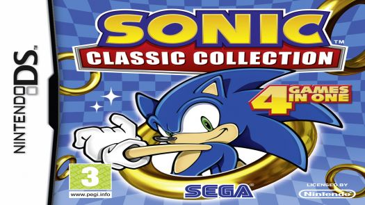 Sonic Classic Collection (EU)