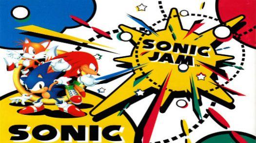 Sonic Jam (U)