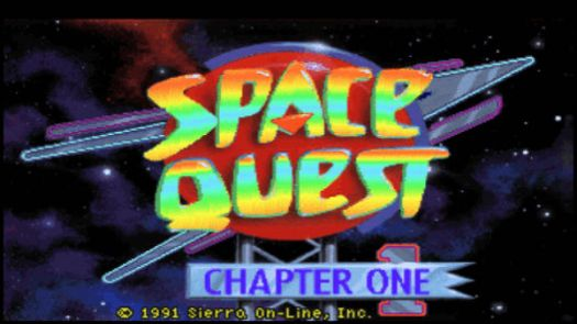 Space Quest 1 - The Sarien Encounter