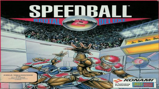 Speedball 2 - Brutal Deluxe