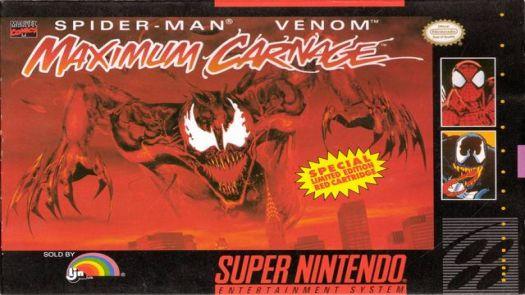 Spider-Man and Venom - Maximum Carnage