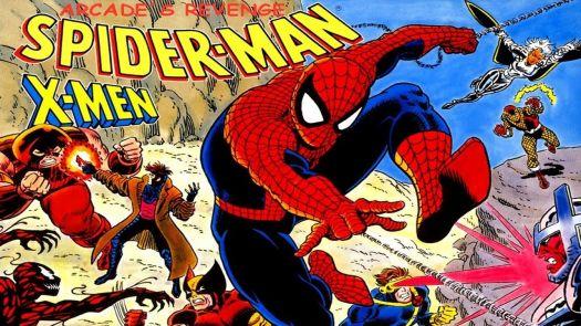 Spider-Man And The X-Men (EU)