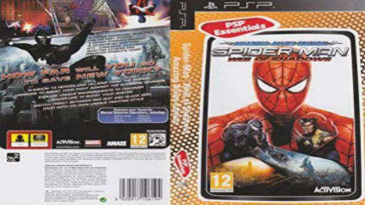 Spider-Man - Web Of Shadows (E)