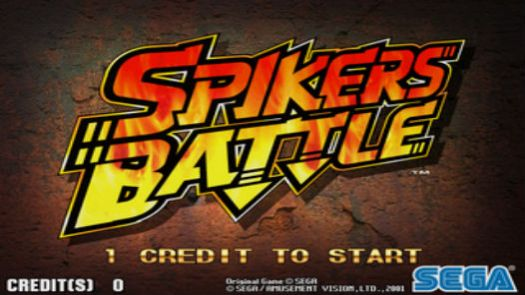 Spikers Battle