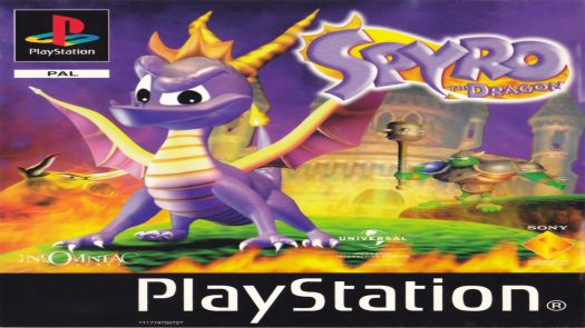 Spyro The Dragon [SCUS-94228]