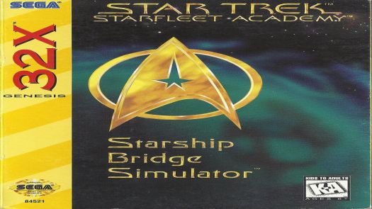 Star Trek - Starfleet Academy Bridge Simulator