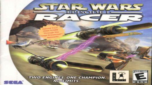 Star Wars - Episode I - Racer (J)