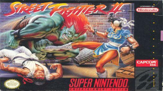 Street Fighter 5 (Hack)