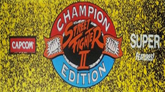 Street Fighter II - Champion Edition (USA 920803)