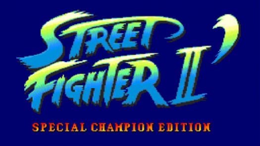 Street Fighter II - Champion Edition (Hack M5)