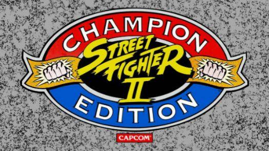 Street Fighter II - Champion Edition (Hack M7)
