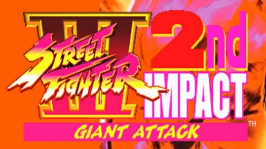 Street Fighter III 2nd Impact - Giant Attack (US)