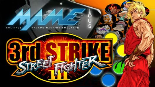 Street Fighter III 3rd Strike: Fight for the Future
