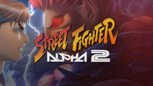 STREET FIGHTER ALPHA 2 (EUROPE)