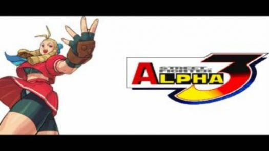 STREET FIGHTER ALPHA 3 (USA) (CLONE)
