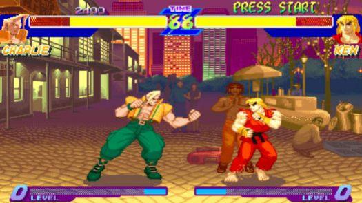 Street Fighter Alpha - Warriors' Dreams (USA) (Clone)