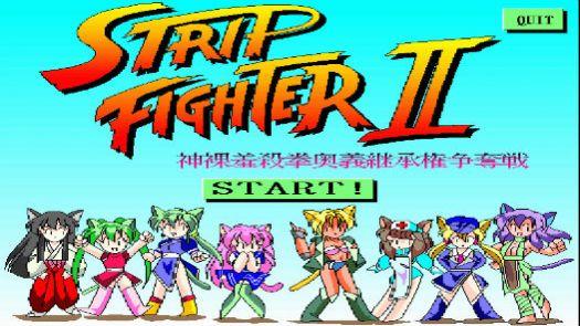 Strip Fighter II Sutonyan Dash (1993)(Nankoku Byouyou)