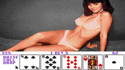Strip Poker - Melissa & Suzi