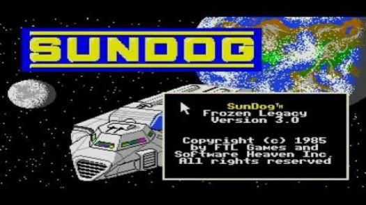 Sundog - Frozen Legacy (Europe)