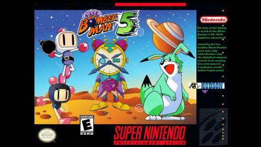 Super Bomberman 5 (Japan)