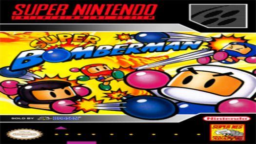 Super Bomberman (J)